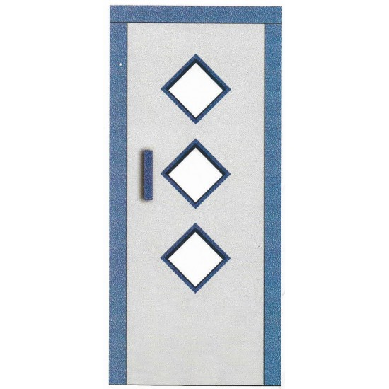 Otak Semi Auto  Decorative Door 70cm - OTD05