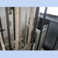 Wooden Scaffold
