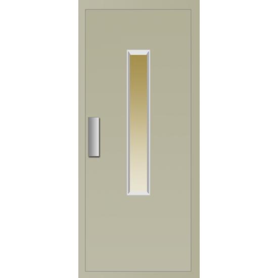 Semi-automatic door ELTOUNY - 70 cm